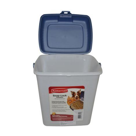 ContainerparaRacaoRubbermaidBranco2kg